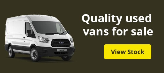Quality used vans for sale - view stock
