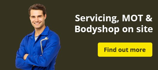 Onsite Servicing, MOT & Bodyshop